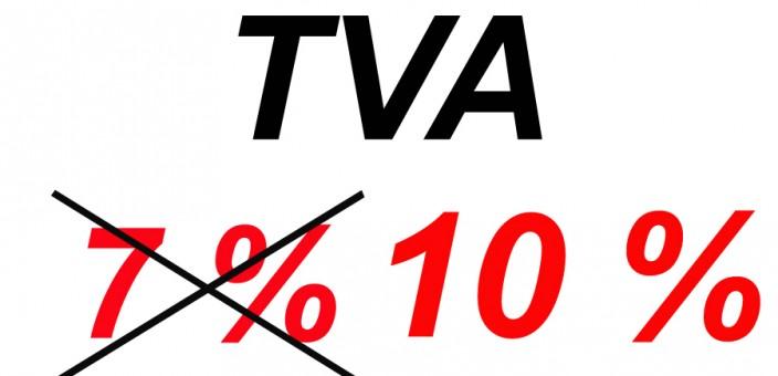 Hausse de la TVA de 7% à 10% : Serrurerie Lille